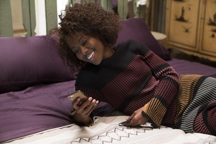 2017's millennial Nola Darling, as portrayed by DeWanda Wise.