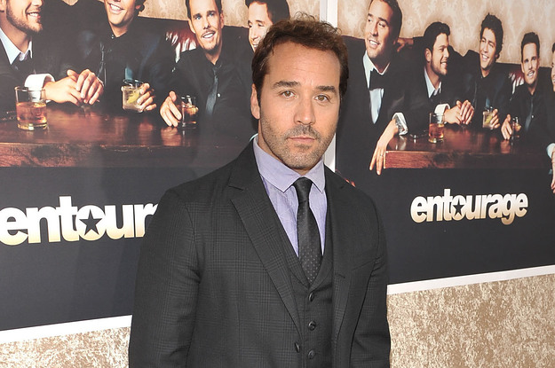 buzzfeed.com - A Woman Says Jeremy Piven Groped Her On The 'Entourage' Set In 2009