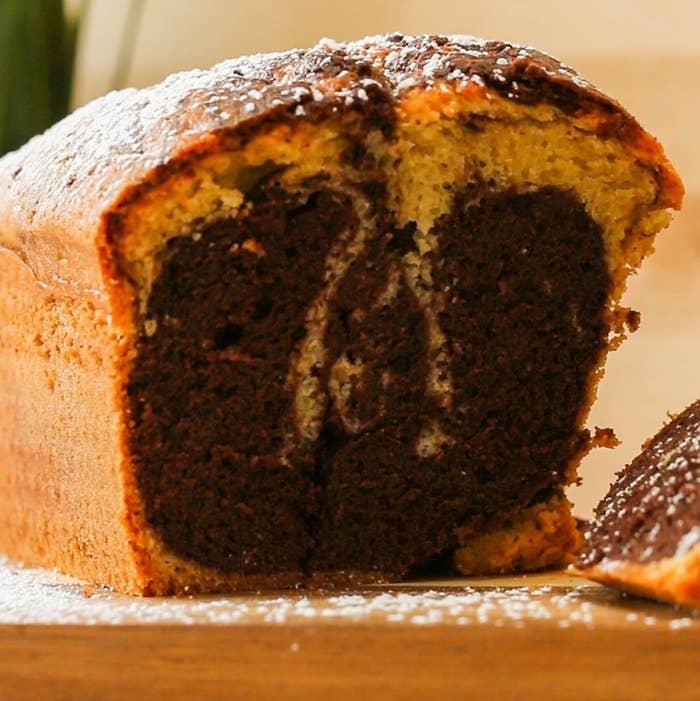 Dieser Einfache Marmorkuchen Ist Einfach Nur Super Saftig Und Super