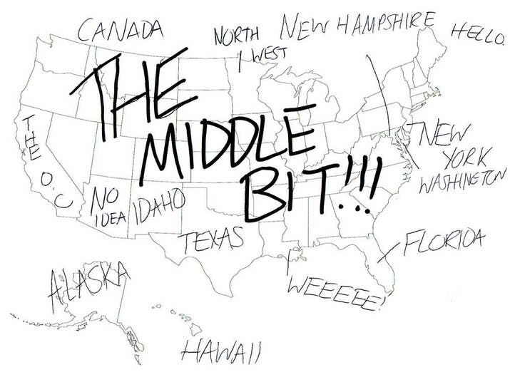 Non-Americans Try — And Mostly Fail — To Name The US States For ...