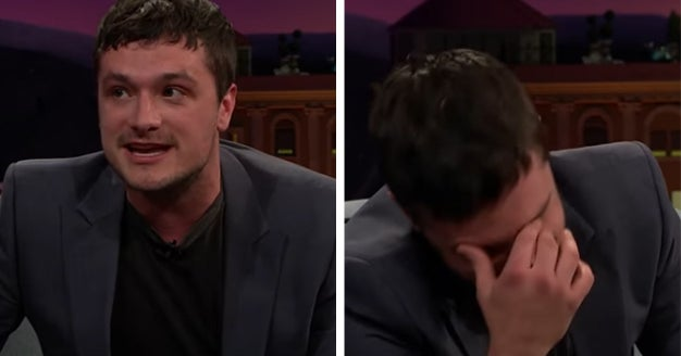 Josh Hutcherson Farted On Tom Hanks While Filming The Polar Express And Im Crying