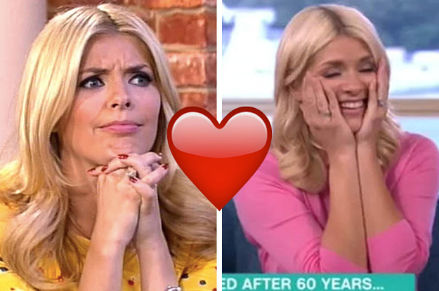 27 Reasons Holly Willoughby Is Our True National Treasure