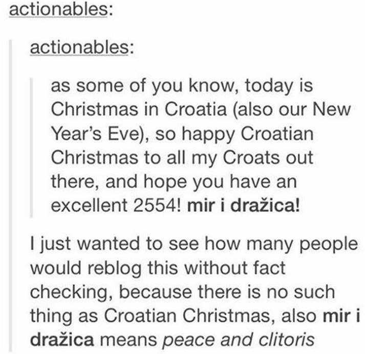 Christmas Tumblr Posts That Will Make You Laugh Out Loud - 24 tumblr posts that will make you laugh every time