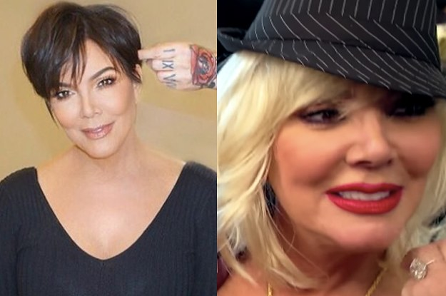 Kris Jenner Wore A Disguise So She Could Go Out In Public And It Will Give You Life