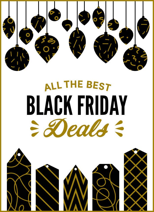 All The Best Black Friday Weekend Deals On Clothing And Accessories