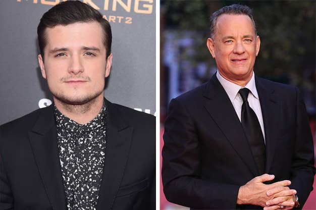 Josh hutcherson farted on tom hanks while filming the polar express you probably know josh hutcherson or peeta if youre a hunger games fan and you also probably know tom hanks if you dont then idk m4hsunfo