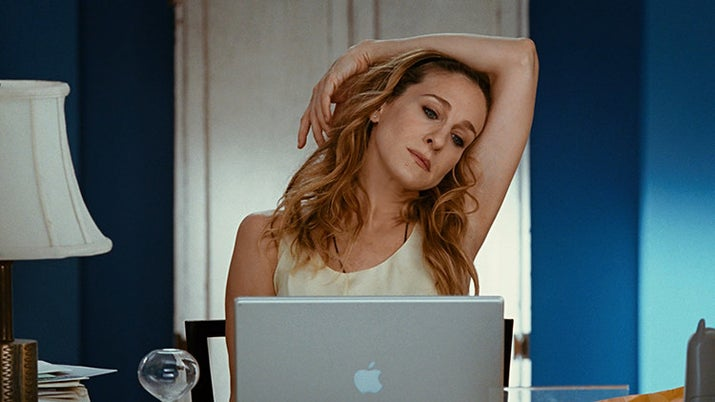 I am not a white lady named Carrie Bradshaw, but you get the point.