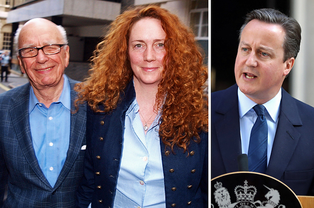 buzzfeed.com - Ken Clarke Says David Cameron Did 'Some Sort Of Deal' To Win Rupert Murdoch's Support