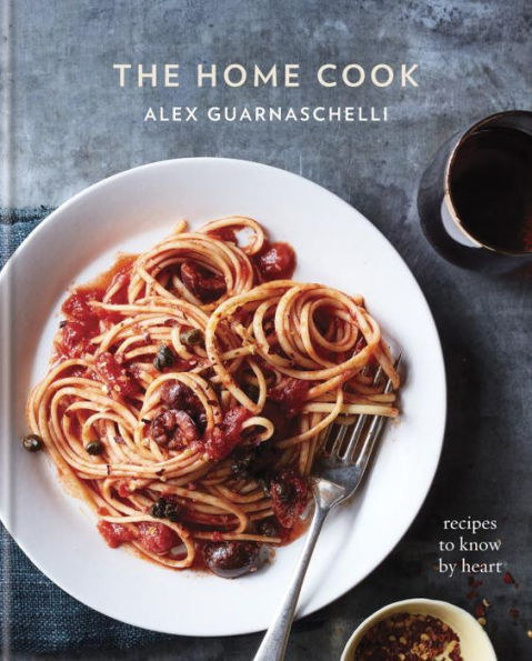 Alex Guarnaschelli, of Chopped fame, has a book with classic recipes every home chef should know.