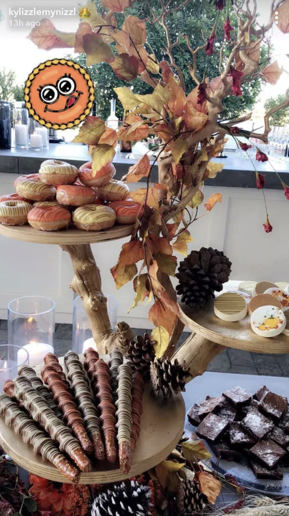Kardashian Thanksgiving Recipes And Decorating Tips: The Kardashian Thanksgiving Looked Like Cinderella's Wedding