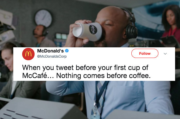 McDonald's Sent Out A Hilarious Tweet By Mistake And Made A Flawless Recovery