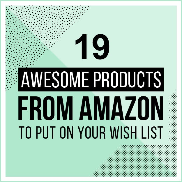 We hope you love the products we recommend! Just so you know, BuzzFeed may collect a small share of sales from the links on this page. Oh, and FYI — prices are accurate and items in stock as of time of publication.