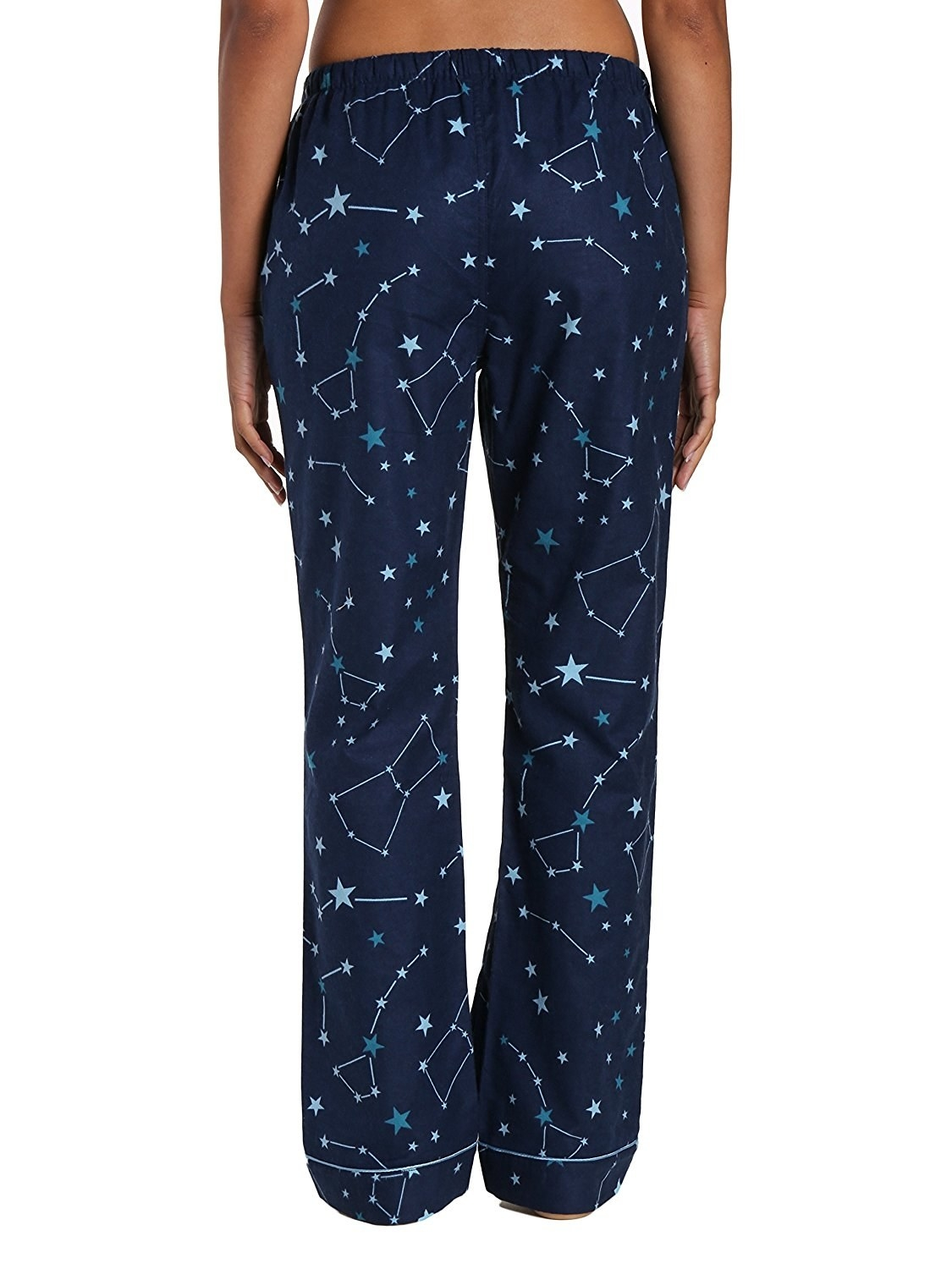 Cotton flannel pants with a strange UFO fascination. But if it s any  constellation 121a01839
