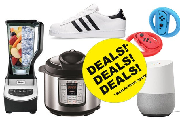 *We've sorted through thousands (upon thousands) of deals from all your favorite retailers (and a few you've never heard of) to bring you what we see as the most legitimately good deal categories of Cyber Monday savings.