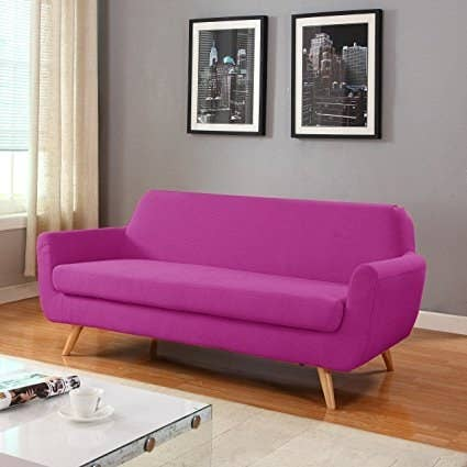 23 Couches For People Who Love Bright Colors