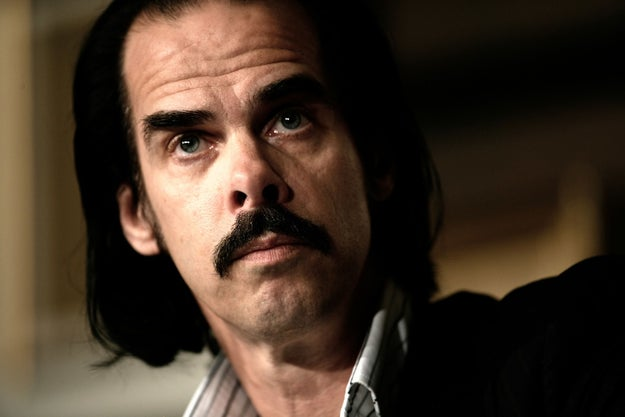 Nick Cave used his Hall of Fame speech to call out the fact he wasn't sure why he was inducted without his band members.