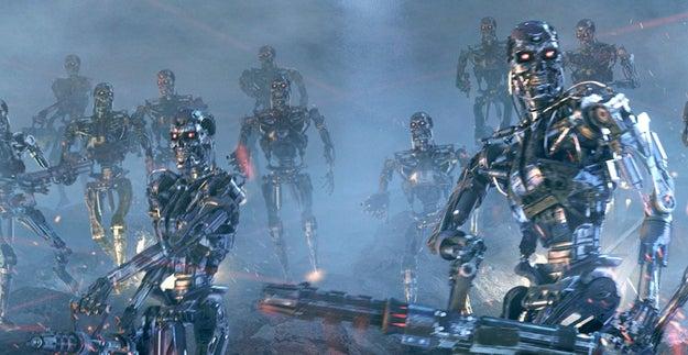 Terminator 3: Rise of the Machines (2003)