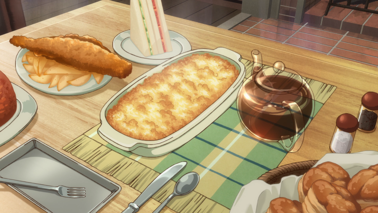 21 Photos That Prove Anime Food Looks Better Than Real Food