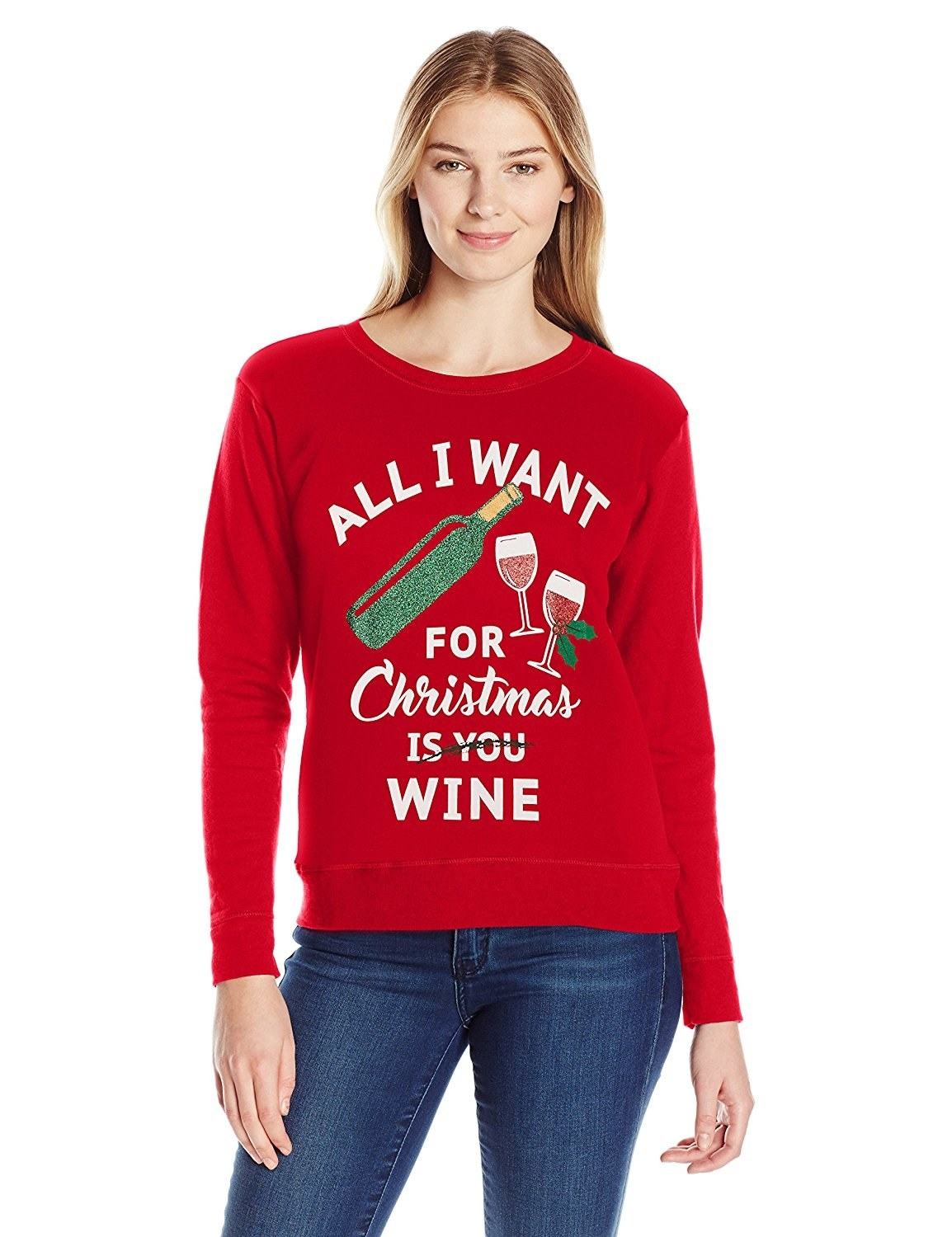 Never Mind Ugly Christmas T-Shirt