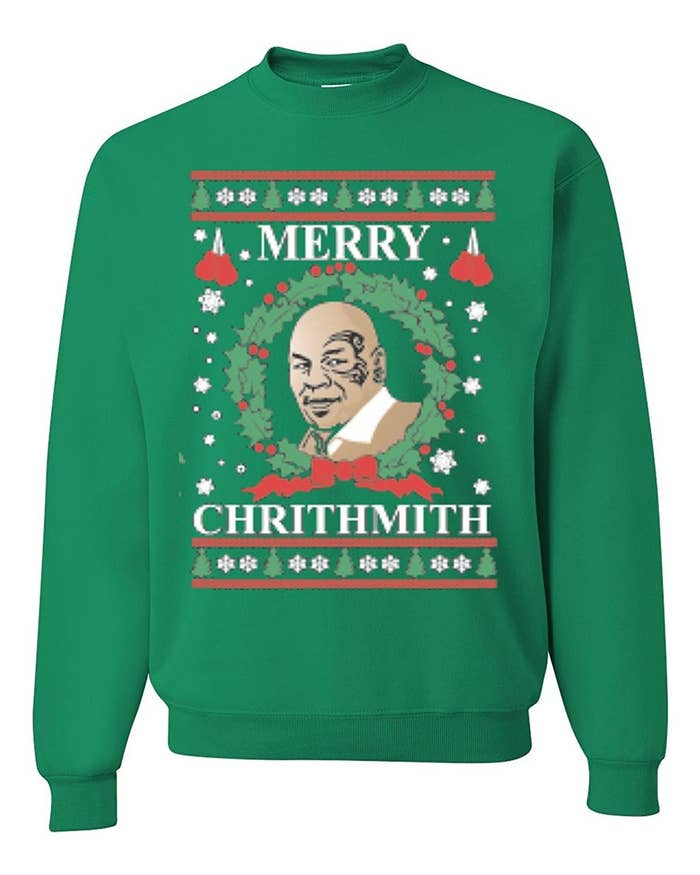 43 Of The Most Gloriously Ugly Christmas Sweaters You\'ve Ever Seen