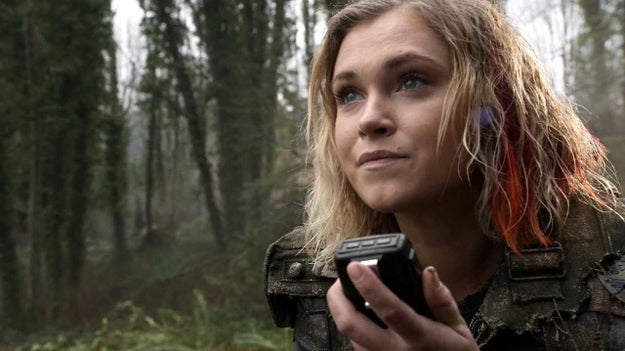 When The 100 did an unexpected six-year time jump and revealed that Clarke survived the death wave.