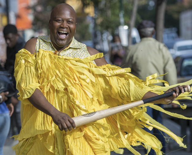 When Titus channeled his inner Beyoncé and recreated Lemonade on Unbreakable Kimmy Schmidt.