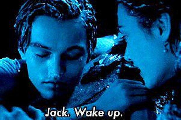 """El director de """"Titanic"""" reveló por qué Rose no hizo espacio para Jack en la puerta"""