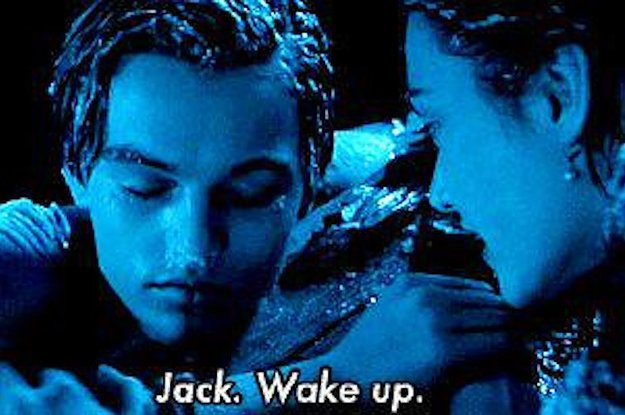 The Director Of \ Titanic\  Just Revealed Why Rose Didn\u0027t Make Room For Jack On The Door & The Director Of \