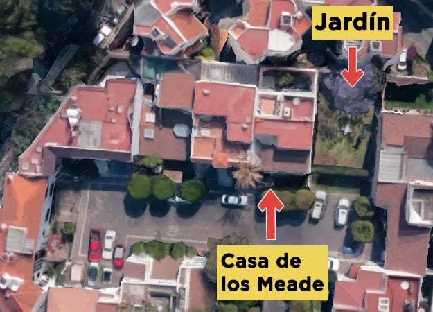 Estas son las propiedades de Meade y su familia.