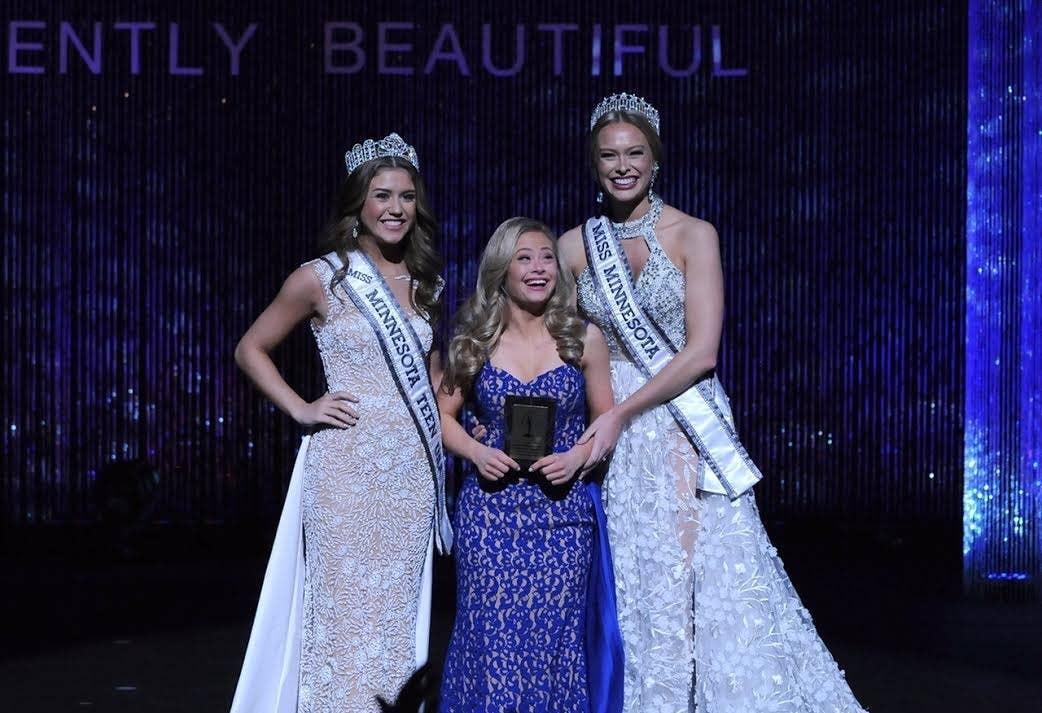 史上第一位「唐氏症患者」參加美國小姐選美大賽!獲頒「最佳精神獎」感動無數網友