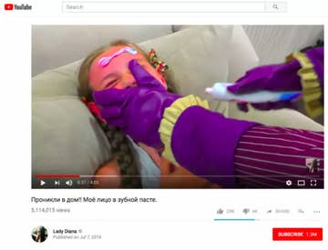 YouTube Has Deleted Hundreds Of Thousands Of Disturbing Kids