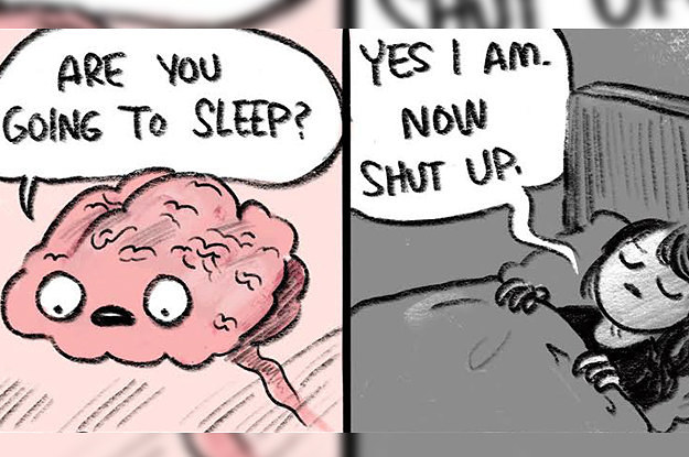 Trying To Squeeze Eight Hours Of Sleep Into Four