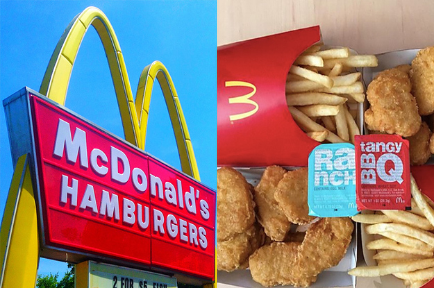 Order Food At McDonald's And We'll Tell You What State You Should Live In