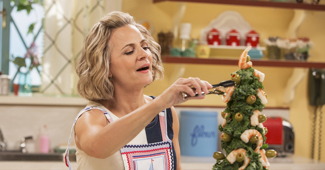 Amy Sedaris Kimmy Schmidt welcome to amy sedaris's alternate reality