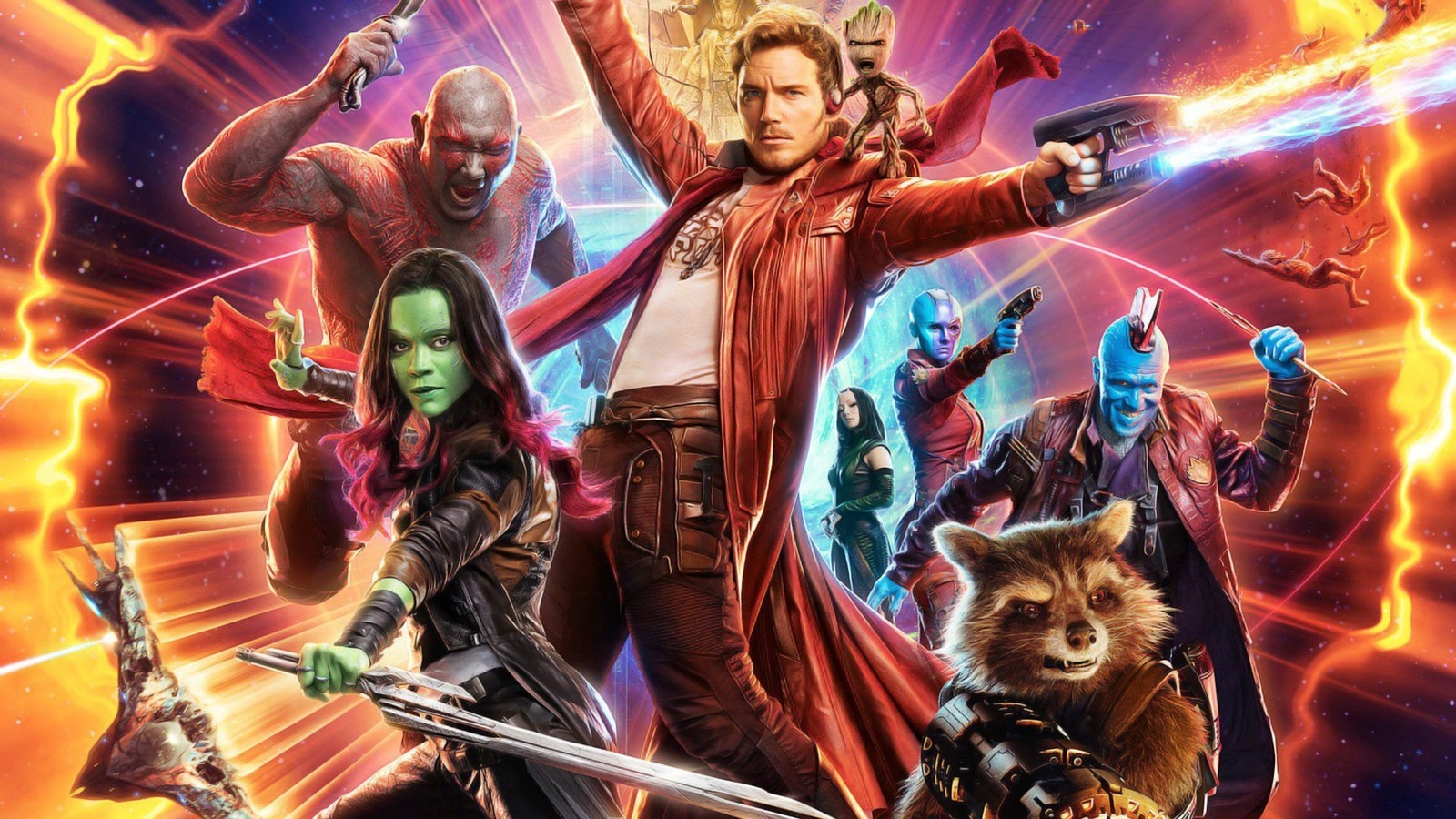 """Why it's in second-to-last place: The first 2014 Guardians of the Galaxy was such a breath of fresh air in the cinematic superhero landscape and proved that weird can work — and might even be the best combatant against superhero fatigue. Its critical and box office success arguably set a new overall tonal standard for Marvel.It's no surprise that, while returning writer and director James Gunn miraculously ups the stakes with an even funnier and weirder sequel script — including a hilarious Pac-Man visual, adorable physical comedy from Baby Groot, and perhaps the greatest joke in 2017 cinema (""""I'm Mary Poppins, y'all!"""") — you can't really break the same ground twice.So much of what made the original Guardians a standout has since become an integral part of the Marvel Cinematic Universe. The cast is still amazing — Pom Klementieff turns in one of the most delightful performances of the year as Mantis — but Chris Pratt is no longer the exciting breakout star he was in 2014. Now, post Jurassic World and Passengers, he's a bona fide movie star. His charming everyman hero schtick is still reliable, just not as fresh.In the face of new superhero properties and new superhero stars (Wonder Woman's Gal Gadot and Spider-Man: Homecoming's Tom Holland, for example), Guardians gets a bit lost in the mix. Gunn's fantastic second pass at Guardians ends up falling prey to the very symptom the original so excellently squashed: superhero fatigue.Worldwide box office earnings: $863 millionRotten Tomatoes rating: 82%"""