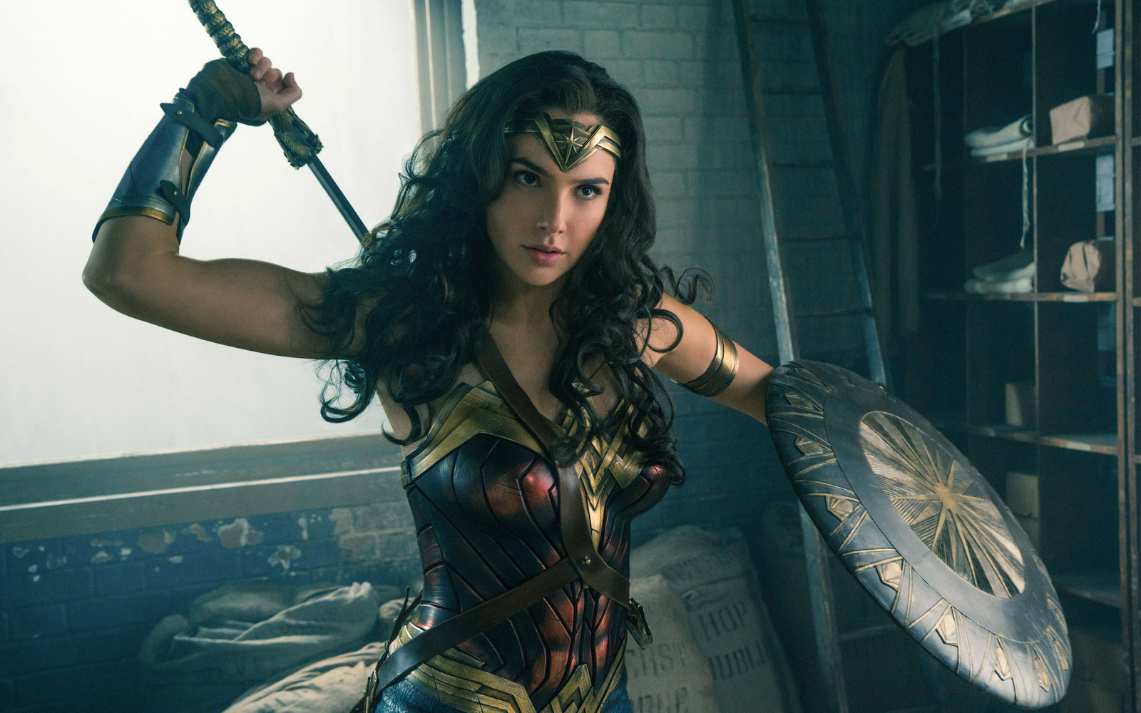 Why it's in first place: From a purely monetary standpoint, Wonder Woman set a new standard for superheroes. Since its May 2017 release, the first major solo female superhero movie in over 10 years has become the most successful live-action movie directed by a woman (director Patty Jenkins) and the highest-grossing superhero origin film in history. Its opening weekend won Jenkins the best domestic box office debut ever for a female director ($103.3M), and its second weekend in theaters only showed a 43.2% drop in box office sales (compared to the usual 59%–60% drop-off).So what made Princess Diana of Themyscira (played by the incredible Gal Gadot) so captivating to audiences? Her bevy of strong female role models? Her unselfconscious belief in love? The way she can casually accessorize her party dress with a sword? Absolutely, all of that.But what truly seems to set Wonder Woman apart is her earnestness. With so much superhero fare on the market, self-aware snark and meta audience nudge-nudging have slowly begun to waterlog the lexicon. It's as if creators can feel the audience's fatigue. But Allan Heinberg keeps the Wonder Woman script focused on Diana's origins as an otherworldly hero who's chosen, and entirely dedicated to, her fate. She's a fighter, first and foremost. Diana's not in the business of deflective quips and one-liners; she's in the business of marching the hell across No Man's Land and saving that village.Wonder Woman is still a funny, light film, balanced with naturally comedic moments — Diana discovers ice cream, loses her shit when she sees a baby, and wonders how women do battle in such constrictive modern clothing — but Jenkins doesn't shy away from letting her lead, and the audience, feel. She wisely leans into what might read as cheesy under a less deft hand. It works, well, wonderfully.Worldwide box office earnings: $821 millionRotten Tomatoes rating: 92%