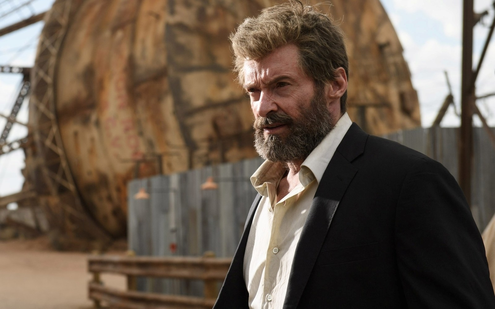 Why it's in third place: Hugh Jackman's swan song as Wolverine, the character he's played for 17 years, is finally the standalone <a  href=