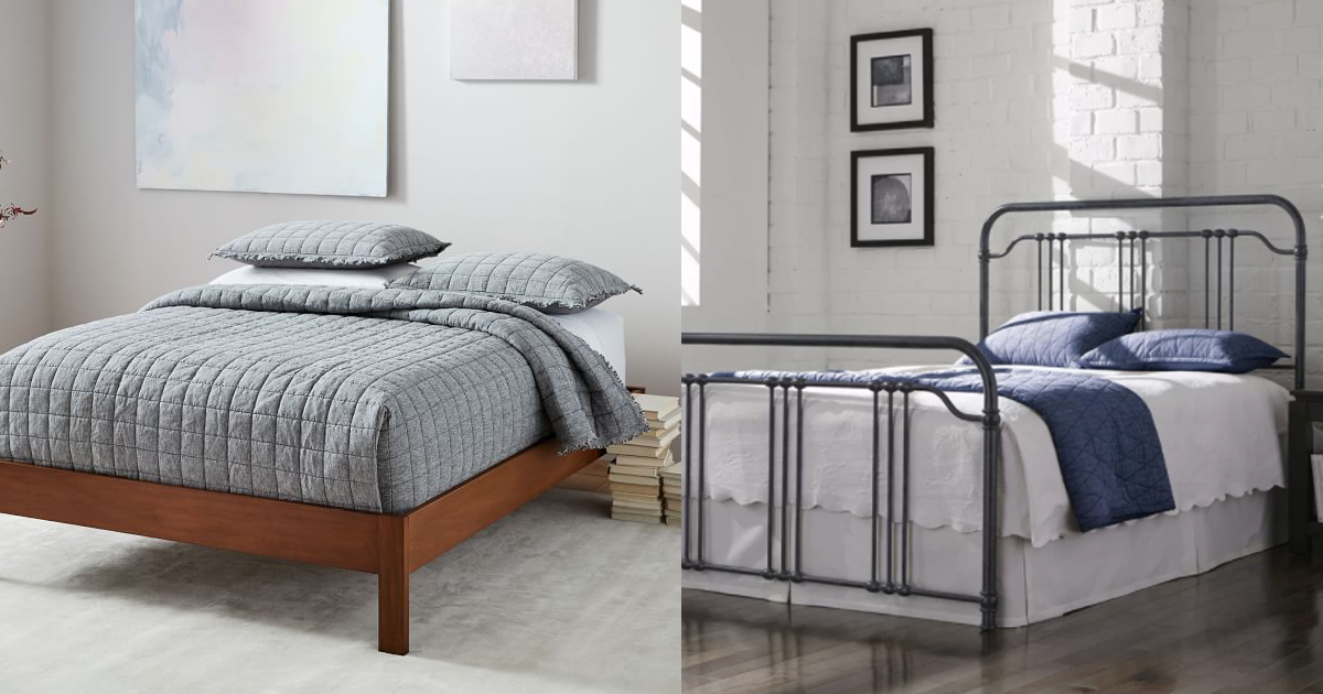 Best place to buy a metal bed frame online