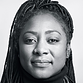Headshot of Alicia Garza