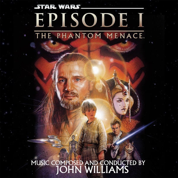 """John Williams can do no wrong. George Lucas can do wrong sometimes."" –Simon Ritchie, Facebook"
