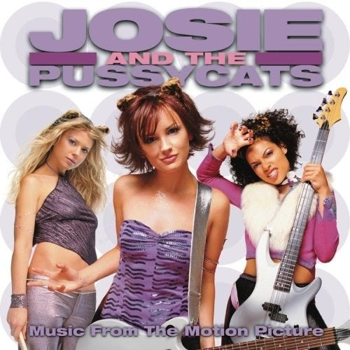 """It may be a ridiculous movie, but the soundtrack for Josie and the Pussycats was so fun and catchy! The lead singer from Letters to Cleo sang most of the songs, and I just love her!"" —Michelle Moran, Facebook"
