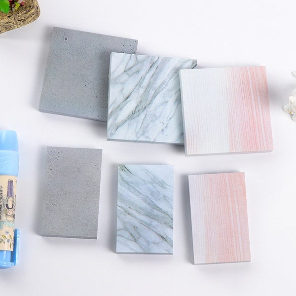 Just because you can't afford granite counters doesn't mean you can't afford granite-patterned paper.Get it from RosyCatPlans on Etsy for $1.99+ (available in two sizes and three patterns).