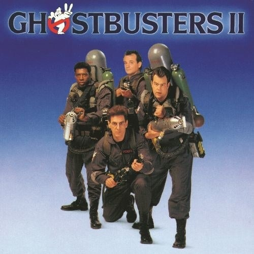 """Hear me out: Ghostbusters II soundtrack is FIRE. It's on Spotify. Look it up."" —Samantha C. Sullivan, Facebook"
