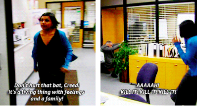 When Kelly had a sudden change of heart: