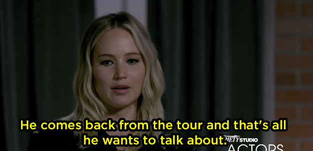Once Darren and Jen went back to the hotel, Darren wanted to talk about mother! more.