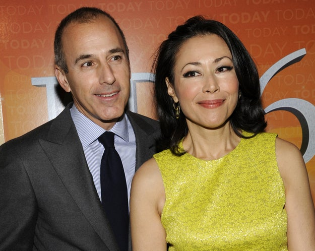 Matt Lauer, who was fired from NBC News on Wednesday for alleged sexual misconduct, has had a contentious relationship with his former co-host, Ann Curry. He was widely blamed for her humiliating ouster from the Today show in 2012.