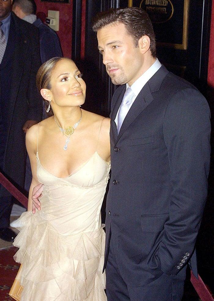Leur couple, plus connu sous le petit nom de Bennifer, a duré presque deux ans, de 2002 à début 2004.