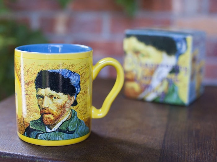 "Promising Review: ""Love it, great gift for my dad who's an art buff. He totally dug it. Laughed hysterically when he found out that the ear disappears with hot beverages inside the mug. Amazing!"" —Dude BremnerGet it from Amazon for $15.95."