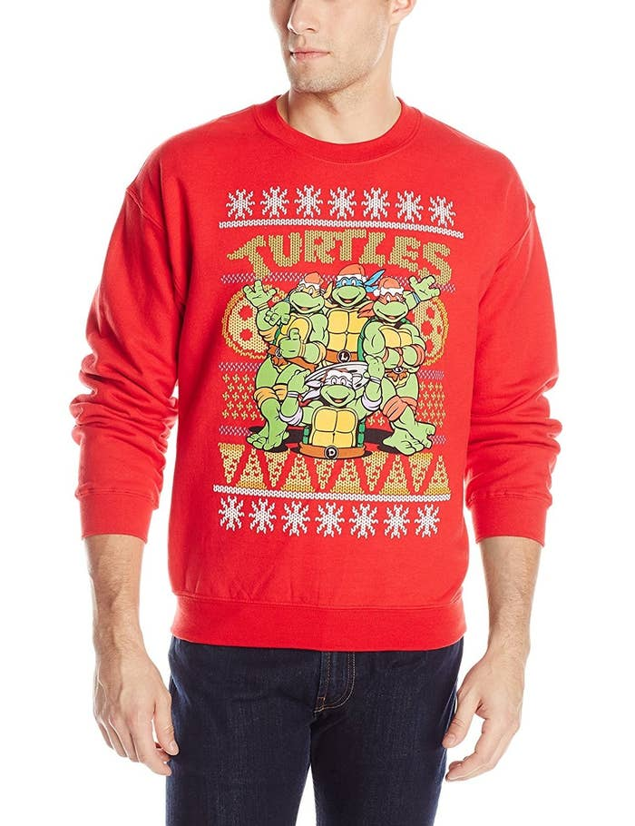 d056a5cb 43 Of The Most Gloriously Ugly Christmas Sweaters You've Ever Seen