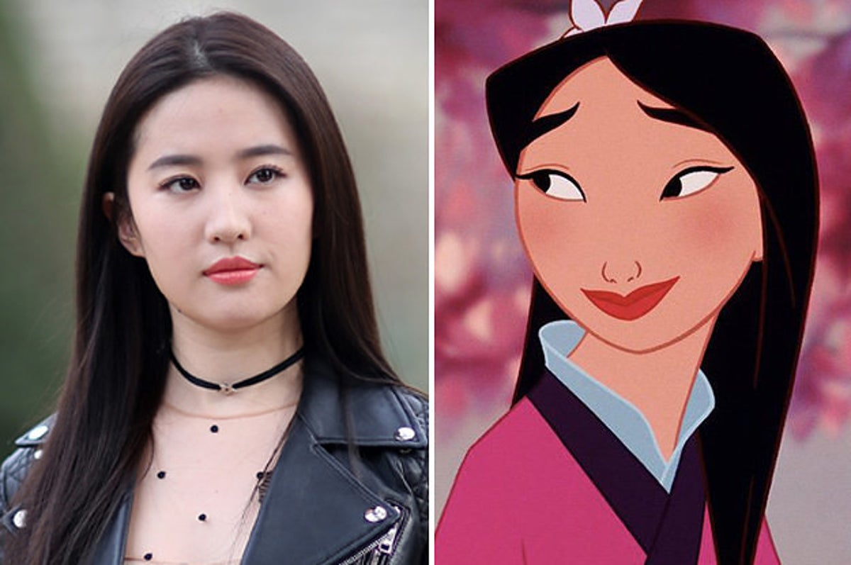 Disney Has Cast The Star Of Its Live Action Mulan Remake